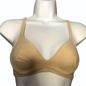 Victoria's Secret 32A Bra Lightly Lined Underwire Tan